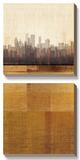 Metropolitan Jewel Box - Topaz Posters by  Amori