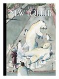The New Yorker Cover - July 23, 2007 Reproduction procédé giclée par Barry Blitt