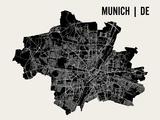 Munich Affiches par  Mr City Printing