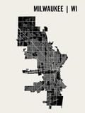 Milwaukee Posters par  Mr City Printing