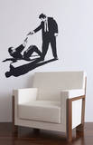 Culte 34 - Large (Right) Wall Decal