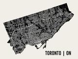Toronto Poster by  Mr City Printing