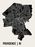 Providence Kunstdrucke von  Mr City Printing