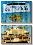 La Bodeguita Prints by Bresso Sola