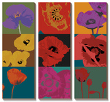 Pop Poppies Posters by Don Li-Leger