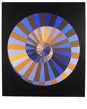 Arte olímpica, série 2, 1972 Impressão colecionável por Otl Aicher