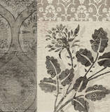Flora Antiqua I Affiches par Paula Scaletta