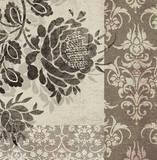 Flora Antiqua IV Prints by Paula Scaletta