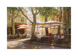 Summer in Provence Giclee Print by George W. Bates