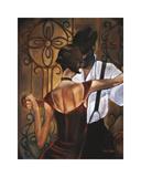 Evening Tango Reproduction procédé giclée par Trish Biddle