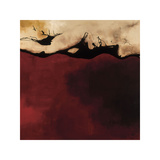 Fire Giclee Print by Laurie Maitland