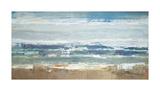 Pastel Waves Giclee-trykk av Peter Colbert