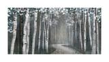Mineral Forest Reproduction procédé giclée par Tandi Venter