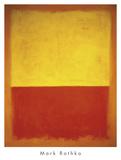 No. 12, 1954 Kunstdrucke von Mark Rothko