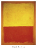 No. 12, 1954 Prints by Mark Rothko