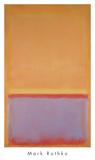 Untitled, 1954 Plakat af Mark Rothko