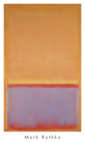 Untitled, 1954 Poster por Mark Rothko