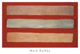 無題, 1958 高画質プリント : マーク・ロスコ