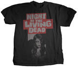 Night of the Living Dead - Kyra Coming Out T-skjorter