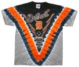 Youth: MLB- Detroit Tigers V-Dye Tシャツ