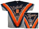 MLB: Tigers V-Dye T-shirts