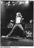 Led Zeppelin - Robert Plant - Earls Court 1975 Foto