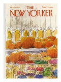 The New Yorker Cover - October 25, 1976 Premium-giclée-vedos tekijänä Arthur Getz