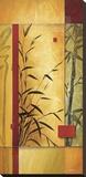Garden Dance II Reproducción de lámina sobre lienzo por Don Li-Leger