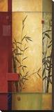 Garden Dance I Reproducción de lámina sobre lienzo por Don Li-Leger