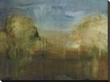 Twilight Melting Sträckt kanvastryck av Heather Ross