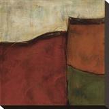 Series Esmero I Bedruckte aufgespannte Leinwand von Nancy Villarreal Santos
