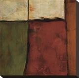 Series Esmero II Bedruckte aufgespannte Leinwand von Nancy Villarreal Santos