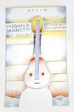 Pasquale Iannetti Art Gallery Samlarprint av Jean Michel Folon