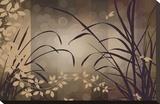 Celebrate Elegance Stretched Canvas Print by Edward Aparicio