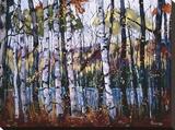 Seven Viels Reproducción de lámina sobre lienzo por Graham Forsythe
