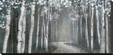 Mineral Forest Reproducción de lámina sobre lienzo por Tandi Venter
