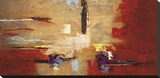 Montage Bedruckte aufgespannte Leinwand von Nancy Villarreal Santos