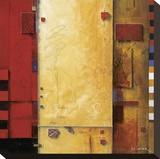 La alegría de vivir Reproducción de lámina sobre lienzo por Don Li-Leger