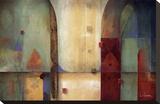 Orquestación Reproducción de lámina sobre lienzo por Don Li-Leger