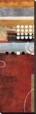 Ironia de Otono Bedruckte aufgespannte Leinwand von Nancy Villarreal Santos