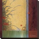 Bailando en el viento Reproducción de lámina sobre lienzo por Don Li-Leger
