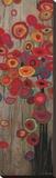 Garden Parade II Reproducción de lámina sobre lienzo por Don Li-Leger