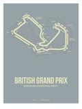 British Grand Prix 1 Posters by  NaxArt