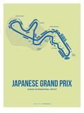Japanese Grand Prix 2 Poster von  NaxArt