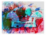 Porsche 917 Rothmans 2 Posters par  NaxArt