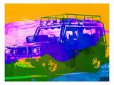 Land Rover Defender Posters par  NaxArt