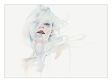 Ghost in Your Mind Posters van Agnes Cecile