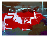 Porsche Le Mans Poster par  NaxArt