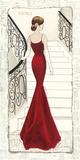 La Belle Rouge Posters by Emily Adams