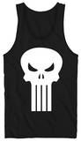 Tank Top: The Punisher - Plain Jane Débardeur